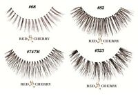 RED CHERRY 100% HUMAN HAIR EYELASHES JOB LOT DAY TIME COLLECTION 68, 82, 747,523