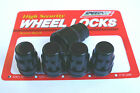 Black Wheel lock nuts suit Holden Commodore VR VS VT VU VX VY VZ