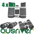 Tasco Black 4x30 Solid Rubber Coated Stable Outdoor Camping Use Binoculars