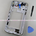 OEM Housing Middle Frame Bezel Cover for Samsung AT&T Galaxy Note 2 i317 White
