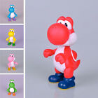 "New Super Mario Bros Lot 5 Pcs 5"" YOSHI Action Figure Toy - M1"