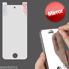 Apple iPod Touch 5 MIRROR LCD SCREEN PROTECTOR + CLOTH