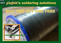 0,5 mm/ 3m HQ Solder Wire Lead 60/40 Flux Multicored Solder for SMD DIY etc