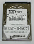 "Toshiba 160GB MK1655GSX HDD2H25 A ZK01 T SATA 2.5"" Hard Drive for Parts"