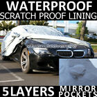 2007 2008 2009 BMW M6 5LAYERS WATERPROOF Car Cover