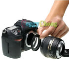 58mm Macro Reverse Adapter Ring for Canon EOS 650D 600D 700D 100D 70D EF Mount