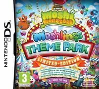 Moshi Monsters: Moshlings Theme Park Limited Edition (Nintendo DS) NEW & Sealed