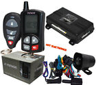 PYTHON 460 2-WAY SECURITY ALARM and KEYLESS ENTRY AND LCD PAGER /REMOTE * NEW *