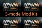 5-Mode, Rapid Fire Stealth Mod Kit for Xbox 360 Controller