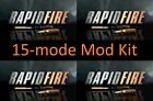 15-Mode, Rapid Fire Stealth Mod Kit for Xbox 360 Controller