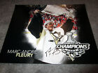 MARC ANDRE FLEURY Pittsburgh Penguins signed Autographed 16x20 photo poster COA