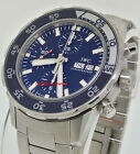 IWC Aquatimer Chronograph Mens Wristwatch IW376710 !