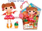 MGA Entertainment Lalaloopsy Prairie Dusty Trails Full Size Doll NEW