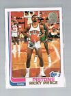 RICKY PIERCE #28 PISTONS / RICE 1992/93 topps gold archives The Rookies