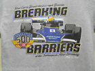 #8 NORTON SPIRIT INDY 500 ANNIVERSARY T-SHIRT 1977 Breaking the 200 MPH Barrier