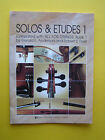 Solos & Etudes, Book 1, Correlated with ALL FOR STRINGS, Book 1