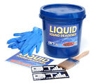 New 1 GAL Acoustic Dampening Liquid Vibration Damping Sound Deadener Compound
