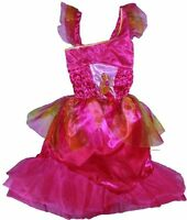 Princess Barbie Mermaid Fishtale Fancy Dress up Costume Party 2/3/4/5/6/7/8 yrs