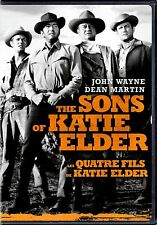 The Sons of Katie Elder -(BRAND NEW DVD!!) John Wayne, Dean Martin,Earl Holliman