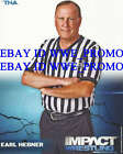 TNA IMPACT WRESTLING OFFICIAL LICENSED 8X10 PROMO P-66 PHOTO EARL HEBNER