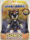 "SUPER SHADOW Sonic the Hedgehog 6"" inch Figure 2010"