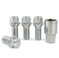 Locking Alloy Wheel Nuts Bolts Renault Clio V6 All Models
