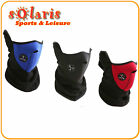Thermal Face Mask and Neck Warmer for Winter Outdoor Sports Ski Cycling Camping