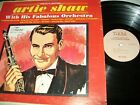 Artie Shaw-With His Fabulous Orchestra-Lp-Tiara-7560