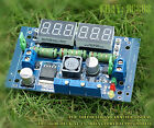 LED Voltage and current display LM2596 DC Buck CC-CV Adjust Power Supply Module