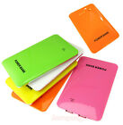 10000MAH THIN SLIM EXTERNAL PORTABLE BATTERY CHARGER POWER BANK f IPHONE SAMSUNG
