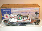 """2001 TEXACO HAVOLINE"""" TUGBOAT BANK DIECAST SECOND IN SERIES MINT IN BOX"""