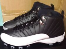 Nike Jordan Retro 12 XII MCS Men's Football Baseball Cleats 625219 001