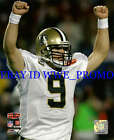 DREW BREES NEW ORLEANS SAINTS NFL OFFICIAL LICENSED Picture 8X10 Football PHOTO