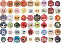 12 For The Price Of 10 Yankee Candle Tarts You Choose - Over 80 Scents in Stock
