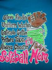 NEW Hot Gift Southern Chics Funny Softball Mom 1  Sweet Girlie Bright T Shirt