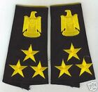 Iraqi Fedayeen Brigadier General shoulder boards.(Amid)