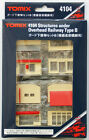 Tomix 4104 Structures Under Overhead Railway Type B (N scale)
