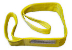 NYLON CRANE SLING EE2-904x12FT LIFTING TOW DOLLY AXLE SHACKLE CLEVIS WRECKER