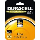 Duracell 8 GB SDHC Card