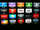 APPLE TV2 UNTETHERED JAILBROKEN PLUG AND PLAY - ALL LOADED AND READY TO GO!