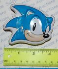 NIP Sonic the Hedgehog Figure Chaos Emeralds Candy Tin Sealed Cherry Apple Sours