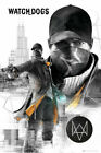 Watch Dogs - City POSTER 60x90cm NEW