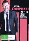 David Campbell: Keep On Lovin' (Tour Edition) (DVD/CD) * Music DVD * NEW