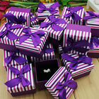 Wholesale 24pcs gift boxes jewellery finger ring gift case box 1541