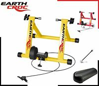 2016 LIMITED NEW TURBO TRAINER CYCLING MAGNETIC RESISTANCE CYCLE BICYCLE BIKE !