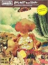 Oasis Dig Out Your Soul Combined Tab And Pvg Edition (Tab & Pvg), Various, New B