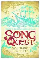 Song Quest, Katherine Roberts, New Book