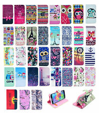 Fashion Stand Flip Wallet Card Slot Leather Hybrid Case Cover For Samsung Galaxy
