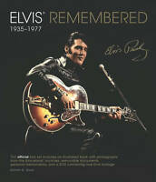 ELVIS REMEMBERED 1935 -1977 - Book, DVD, Posters & Memorabilia Set NEW