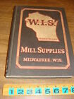 Vintage 1946 Western Iron Metalworking/Machinists Supply Tool Catalog-486 Pages!